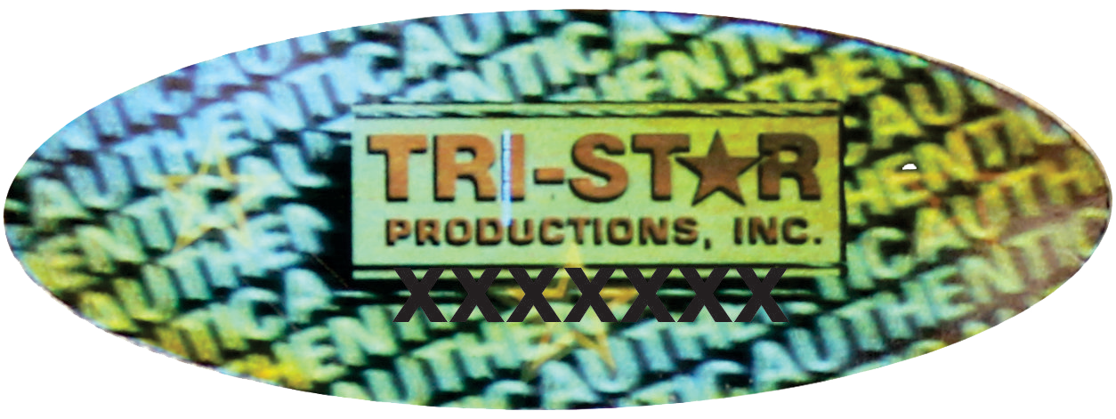 TRISTAR Productions, Inc. | Old Hologram (1)